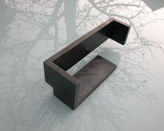 Original Architecture Sculpture by Andreas Sagmeister Steel Sculpture, Steel Metal, Buy Art, Saatchi Art, Original Art, Creations, Minimalism Art, Andreas, The Originals