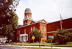 Snow Hill, MD | ... Worcester County Courthouse, One West Market St., Snow Hill, Maryland