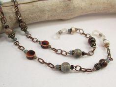 Eyeglass Chain, Eyeglass Leash by Stylized Designs, $29.00