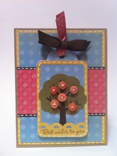Courtney Lane Designs: Best Wishes to you card made using the NEW CTMH Art Philosophy cartridge