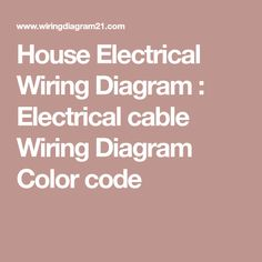Canadian electrical cable color code wiring diagram electricidad canadian electrical cable color code wiring diagram electricidad pinterest swarovskicordoba Gallery