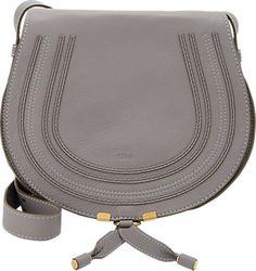 Chloé Marcie Crossbody Saddle Bag -  - Barneys.com