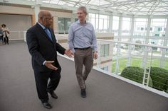 Civil rights activist John Lewis visits Tim Cook at Apple HQ Parts Of A Book, Civil Rights Activists, Cooked Apples, Civil Rights Movement, Steve Jobs, Black History, John Lewis, Georgia, Suit Jacket