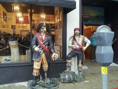 New England Pirate Museum in Salem, MA