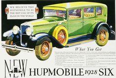 Hupmobile 1928 Six