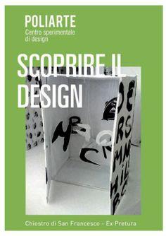 #cartacanta mostra SCOPRIRE IL #DESIGN a cura di Tiberio Adami e Poliarte Design Ancona www.cartacanta.it