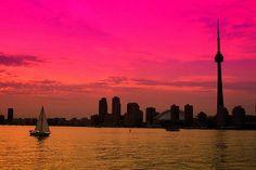 Pink, pink, pink...