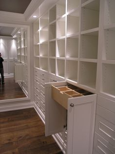Closets  I Like The Boxes For Purses U0026 Shoes And The Drawers For Jewelry U0026