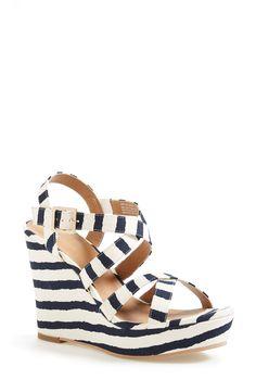 BP. 'Summers' Wedge Sandal (Women)