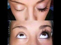 Dieses Ergebnis erzielen Sie mit der 3 D Fiber Lashes Mascara  https://www.youniqueproducts.com/BeautyBar1