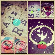 #beautiful #amazing #handmade #jewellery #roses #beads check out our fb page Cinnalou Creations www.facebook.com/CinnalouCreations