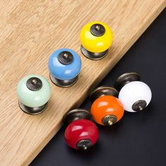 Cheap cabinet pulls and knobs, Buy Quality cabinet tv directly from China cabinet knobs wholesale Suppliers: Tower Type Single Hole Ceramic Knobs Colorful Furniture Cabinet Kitchen Door Handles Antique Dresser PullsFeatures:&nbsp