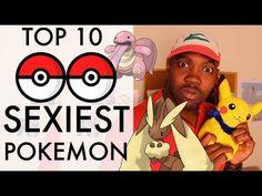 Top 10 Sexiest Pokemon