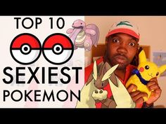 Top 10 Sexiest Pokemon