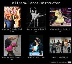 Ballroom Dance Instructor meme. too funy @Rachel Jones @Jorge Morales