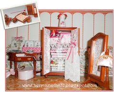 Aventuras de una mujer retro: mI casa de muñecas