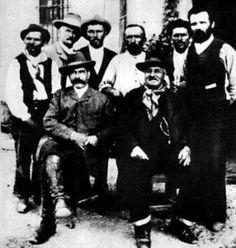 Notizie d'Italia - Primeira colônia italiana anarquista da América do Sul recebe homenagem