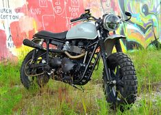 Triumph Scrambler Motorcycle 3 1480x1065 Triumph Swamp Scrambler by TTRNO