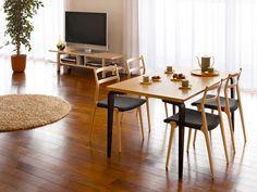 天童木工 Impara #interior #idea #circle #rug