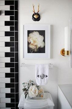 11 ideias para decorar o banheiro com subway tiles