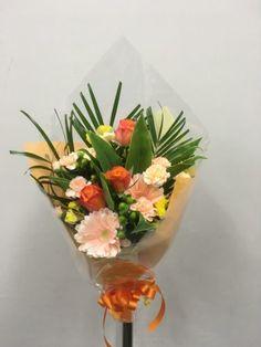 送別退職祝い用の花束を作成しました 4243923