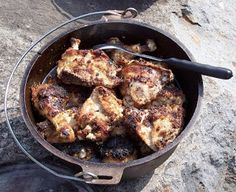 Musings: Dutch Oven Cooking (with recipes)