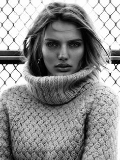 Kocca Taps Bregje Heinen for Fall 2013 Campaign by Hunter & Gatti - Page 2 of 2   Fashion Gone Rogue: The Latest in Editorials and Campaigns