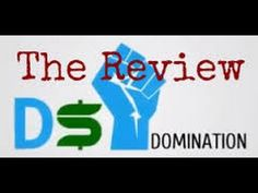 DS Domination Review   What Is DS Domination