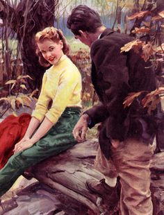 Getting To Know You~ Harry Anderson 1906-1996