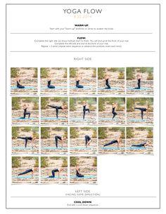 Pilates Yoga Yoga Exercises Yoga Sequences Yoga Asanas Yoga Flow Yoga