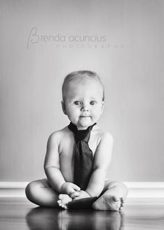 a perfect 1-year boy photo session
