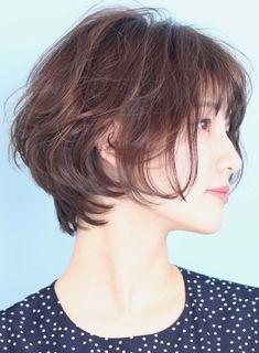 大人可愛い秋冬ショートボブ☆ 髪型・ヘアスタイル・ヘアカタログ ビューティーナビ