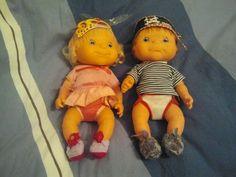 patucos muñecos