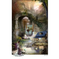 What Dreams May Come, created by just jo on Polyvore