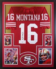 Joe Montana Framed Jersey Signed PSA/DNA COA Autographed San Francisco 49ers Mister Mancave http://www.amazon.com/dp/B015M44J6Y/ref=cm_sw_r_pi_dp_WYtrwb0WB0XEN