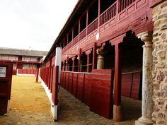 casa junto a  plaza de toros | Toros en Las Virtudes-Sta. Cruz de Mudela ¿La más antigua de España ...