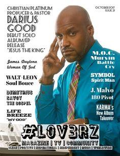 #LOV3RZ Magazine: #LOV3RZ Independent Magazine October 2017, $13.00 from MagCloud