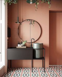 Restroom Design, Bathroom Interior Design, Interior Decorating, Interior Livingroom, Interior Paint, Restroom Colors, Interior Colors, Interior Modern, Interior Ideas