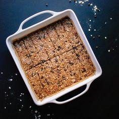 10 Easy Recipes for Homemade Energy Bars - Shape.com