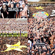 Parabéns Corinthians