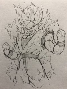 Son Gokū (Kakarotto) Super Saiyajin - ぶれ (@FANTASTICKYOUTH) Twitter