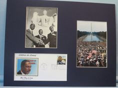 Martin Luther King  I Have a Dream & the by SolarStampMemorablia