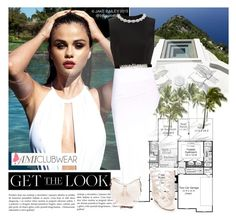 """""""Amiclubwear1/30"""" by elmaimsirovic ❤ liked on Polyvore featuring Simone Rocha and City Chic"""