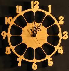 scroll saw clock - Recherche Google