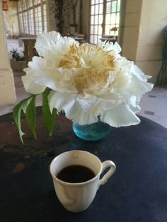 Café à Outrelaise