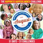 Happiness Happens Month 2015