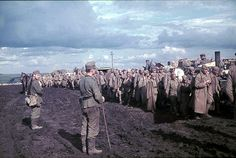 1943, Russie, Région de Belgorod, POWs russes | Flickr - Photo Sharing! Pin by Paolo Marzioli