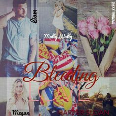 Liam & his girls from Bleeding Love by Harper Sloan . Casting made by me ***