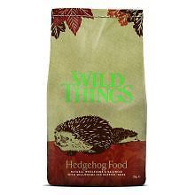 PET-701266 Wildthings Hedgehog Food (2kg)