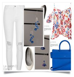"""LeJardinDEsne"" by amra-mak ❤ liked on Polyvore featuring Givenchy, Tanya Taylor, River Island and LeJardinDEsne"